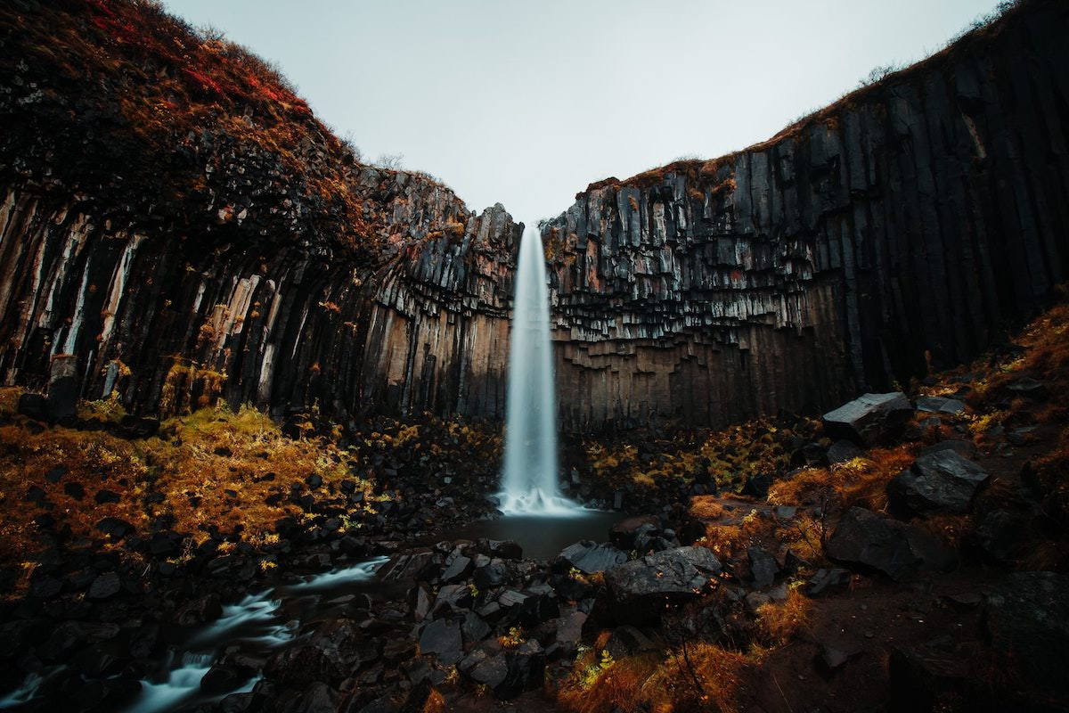Where is Svartifos Iceland best photography spots in iceland