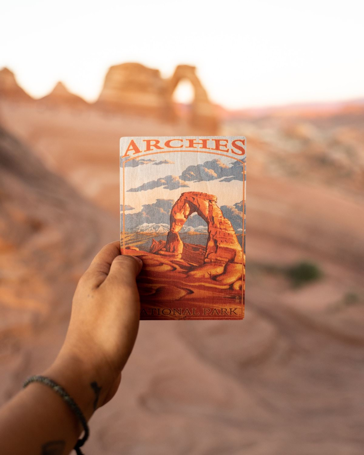 what are the best photography locations in arches national park