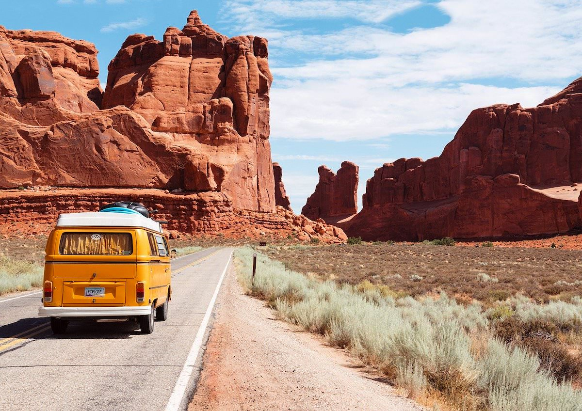 The best photography spots in arches national park scenic drive