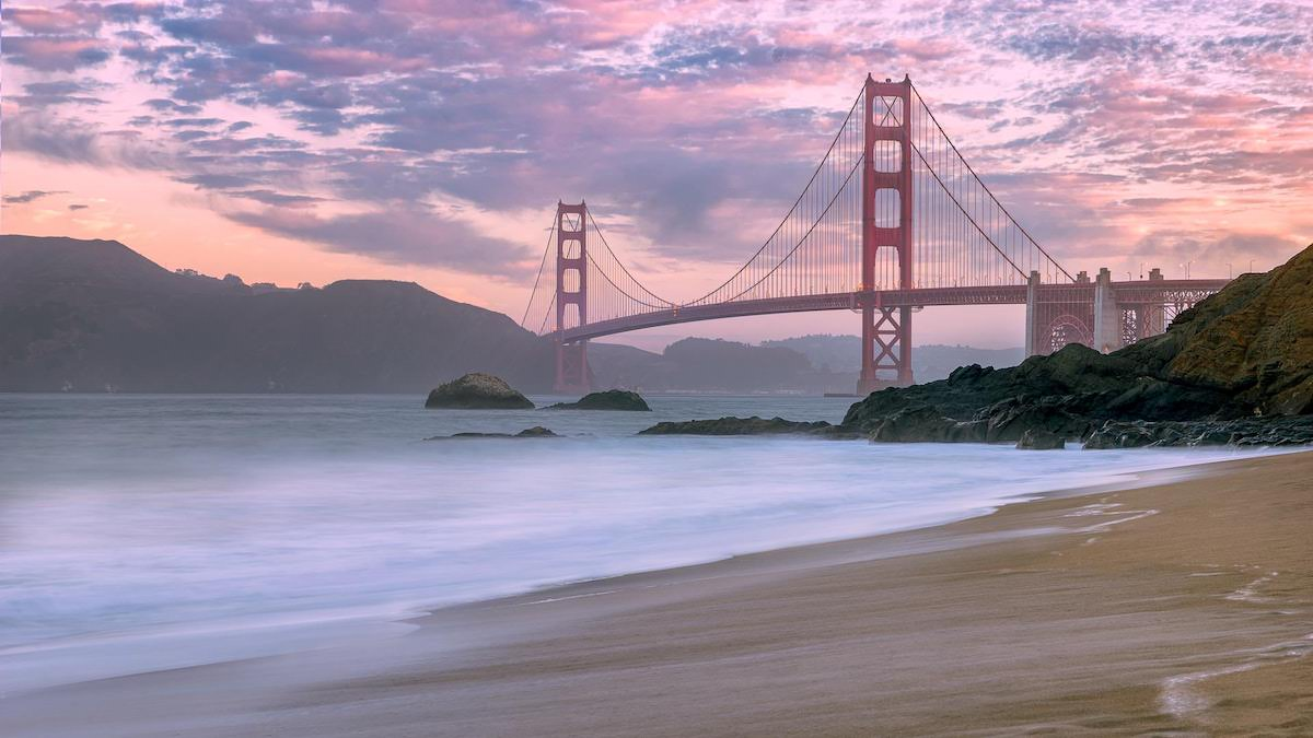 The best photography spots in San Francisco california