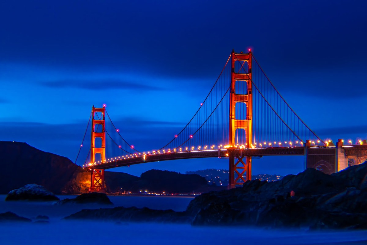 Best photography spots in sf California to get professional photos