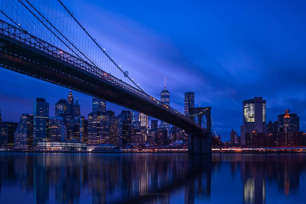 best photography spots in nyc