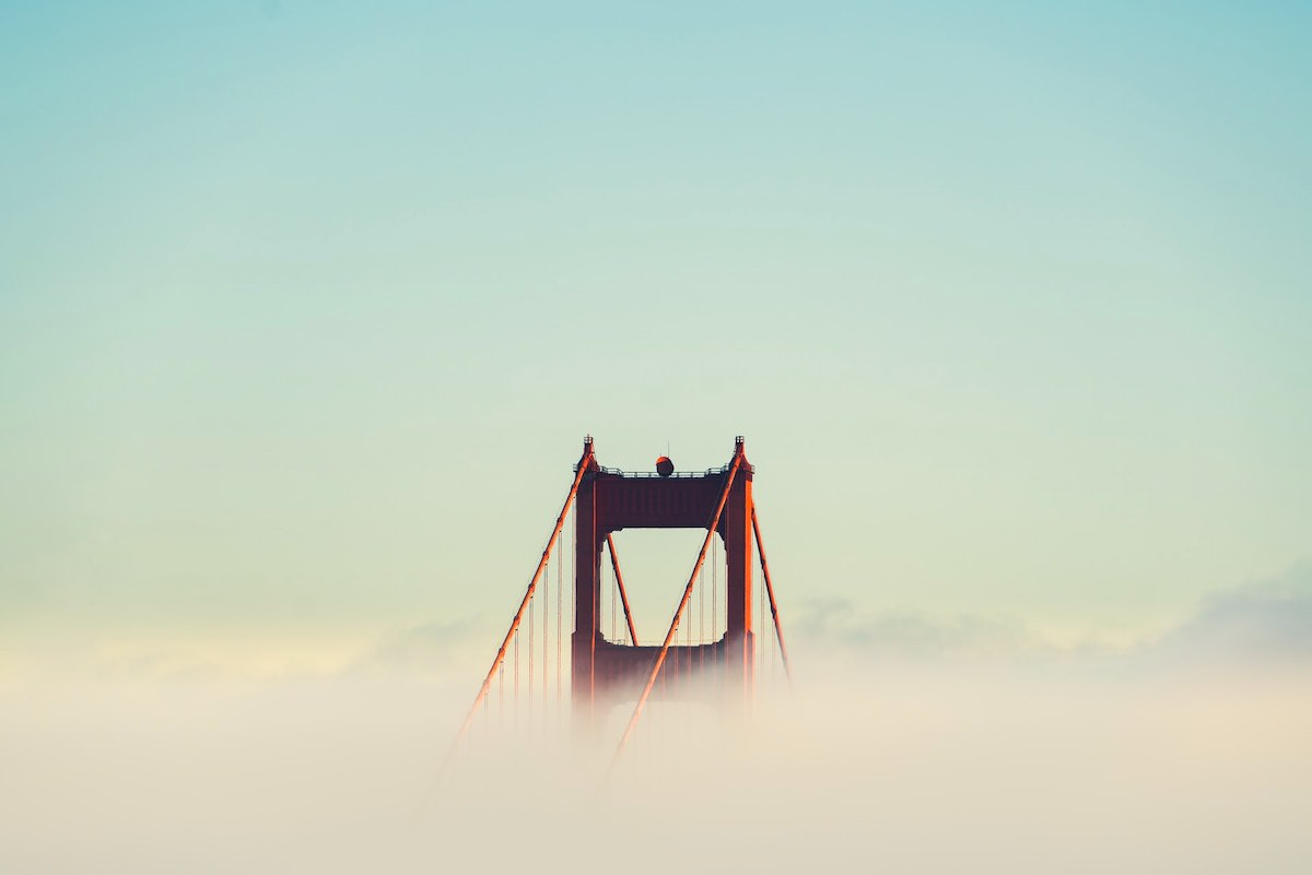 Best locations to photograph carl the fog in san francisco