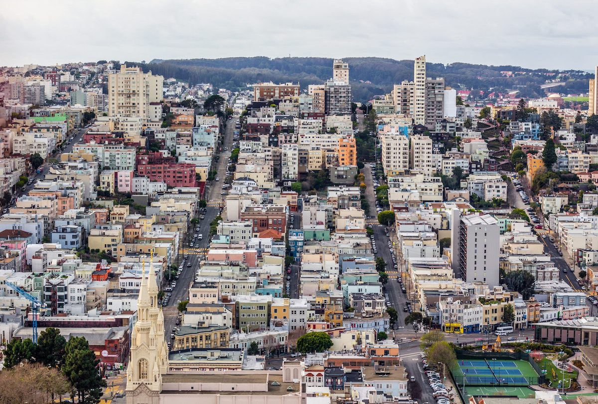 the best photography spots in sf coit tower exact location