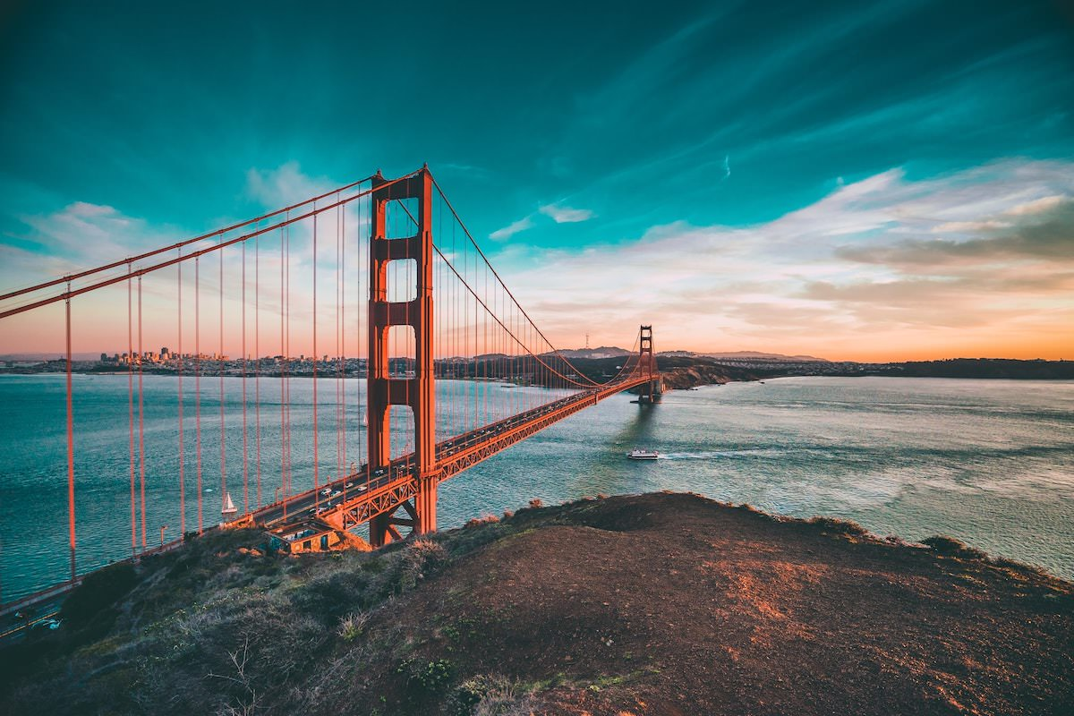 best photography locations in san francisco California