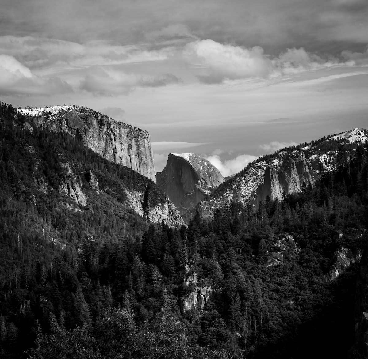 Best photography locations in yosemite national park. Where is the half dome in yosemite national park