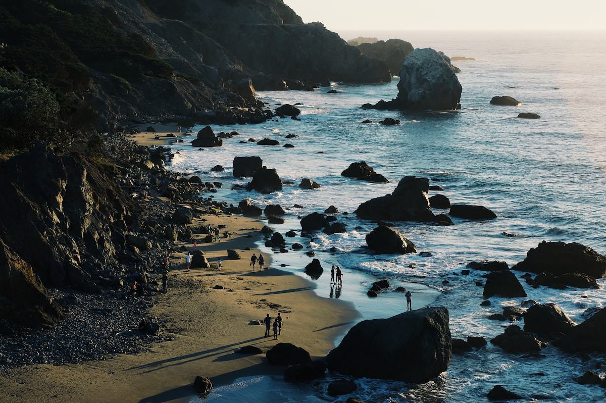 Best photography spots in sf california lands end location