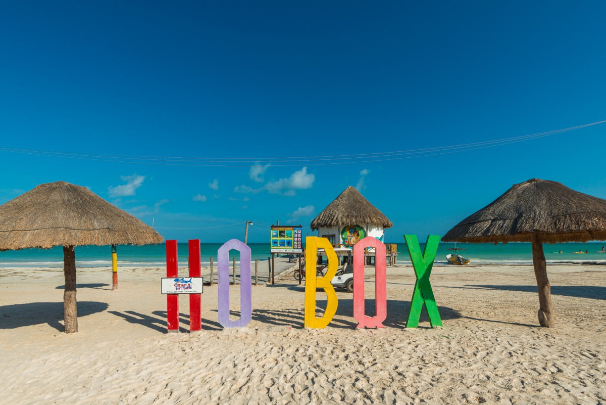 best photography spots in holbox mexico
