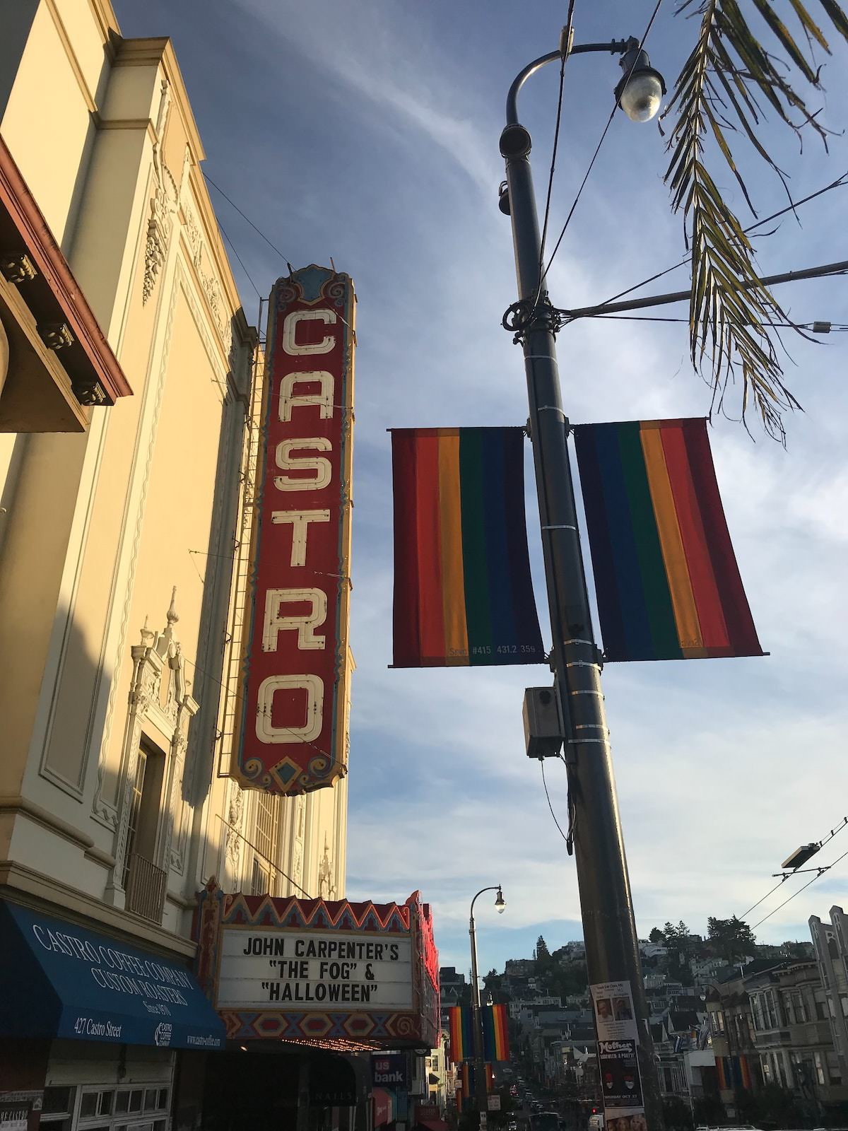 where is the castro district in san francisco, best photography spots in san francisco california