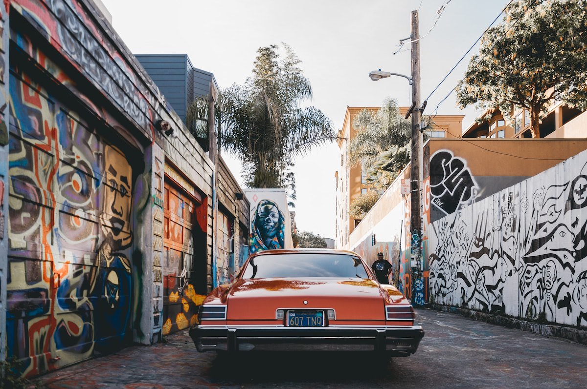 the best photography locations in san francisco California for street photography