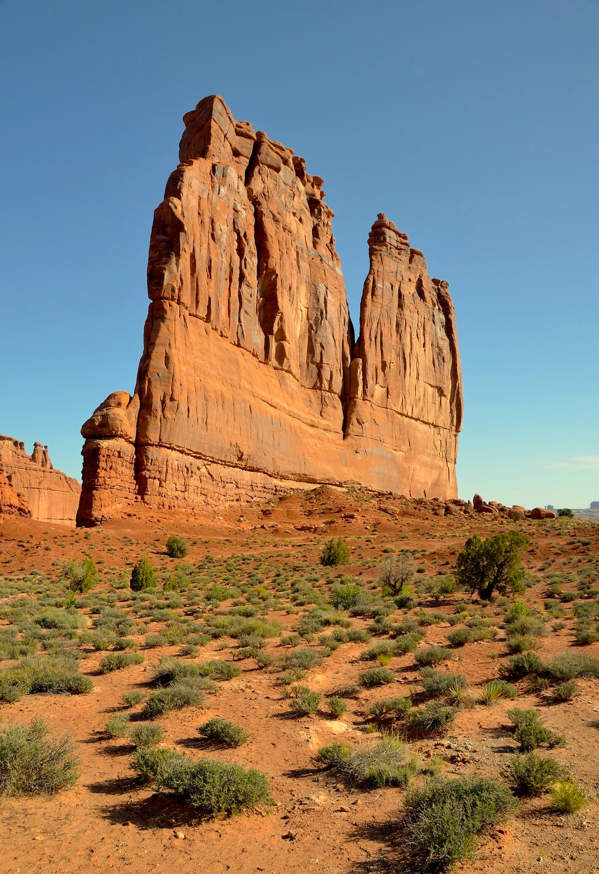 Arches national park the organ, arches national park best photography locations