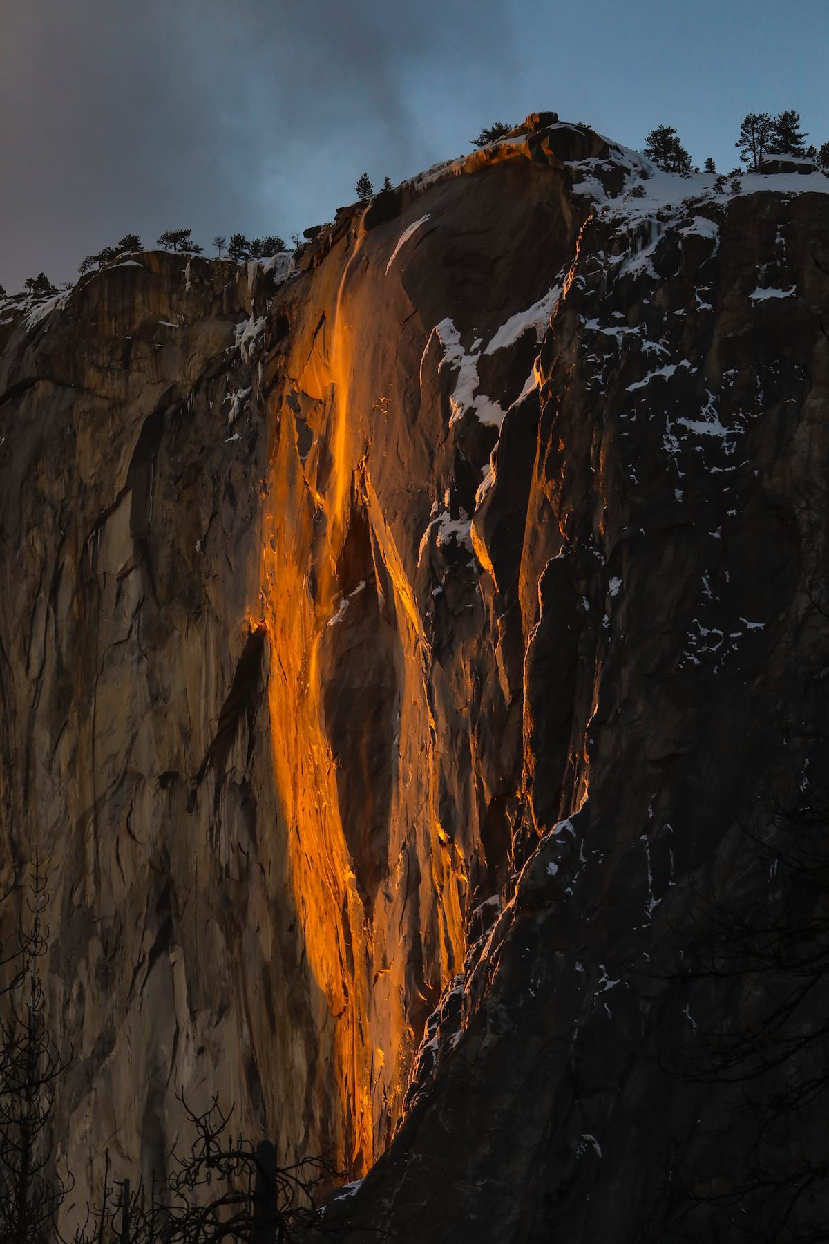best photography locations in yosemite national park and the best times to shoot