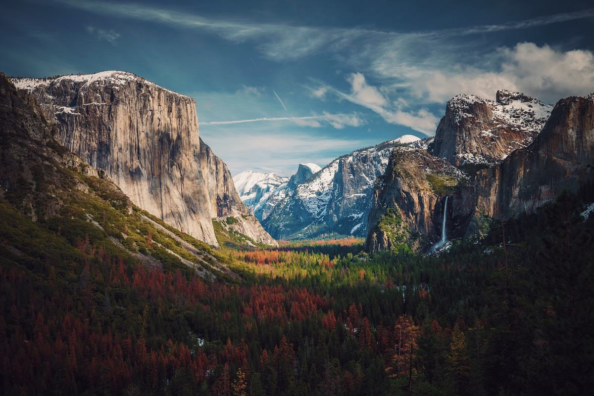 Yosemite best photography locations