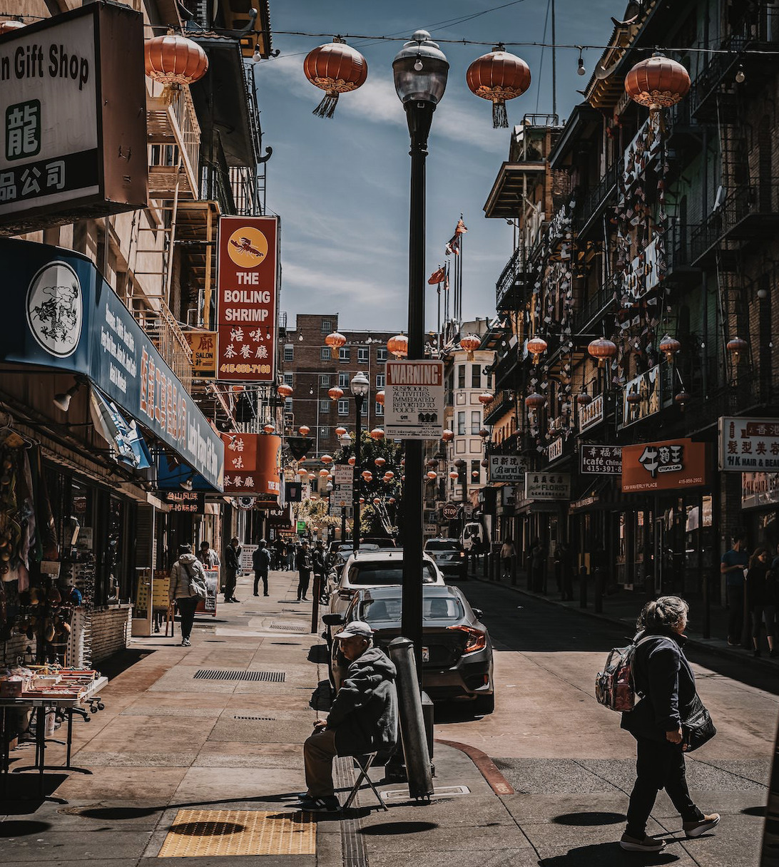 china town san francisco best photography location spots in san francisco california