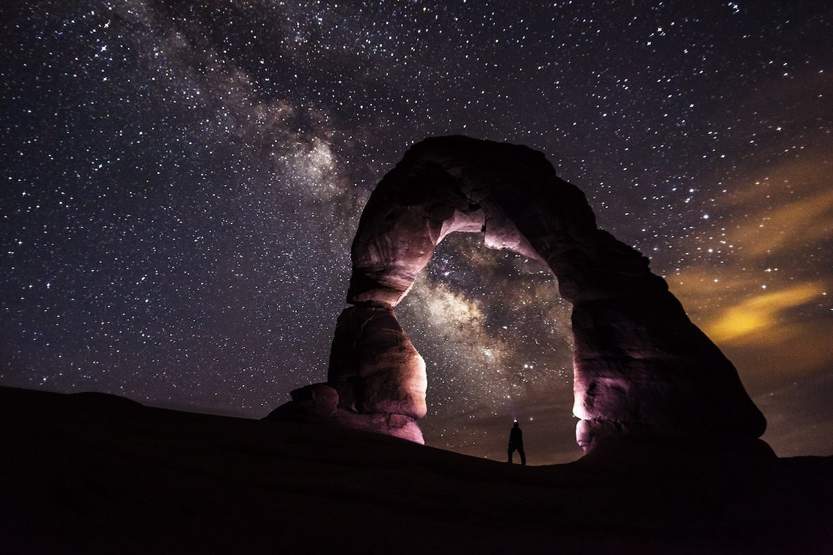 The best photography spots in arches national park usa