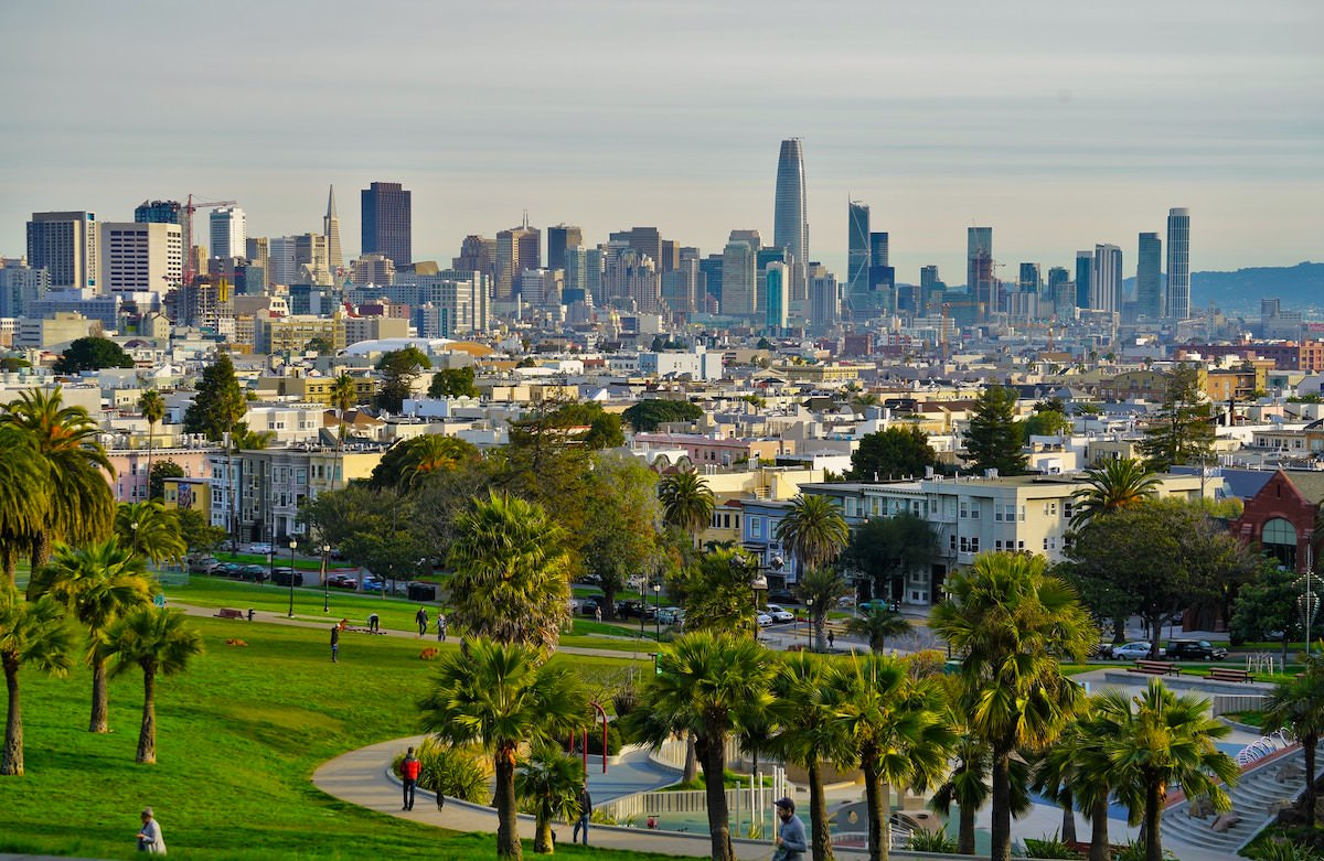 best photography spots in sf california