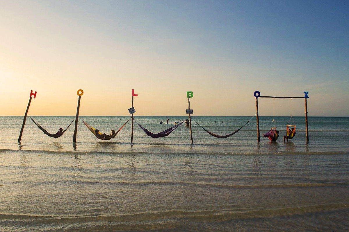 holbox best photography spots