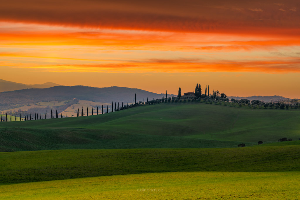 Best photography spots in tuscany italy