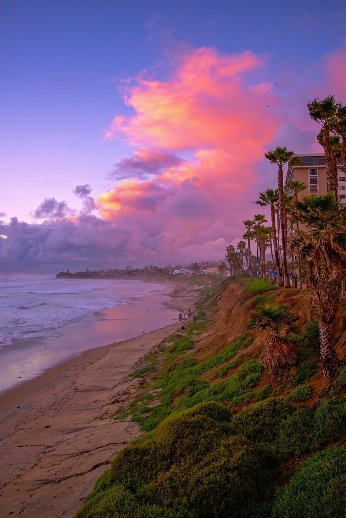 best photography spots in san diego california, pacific beach best photography location