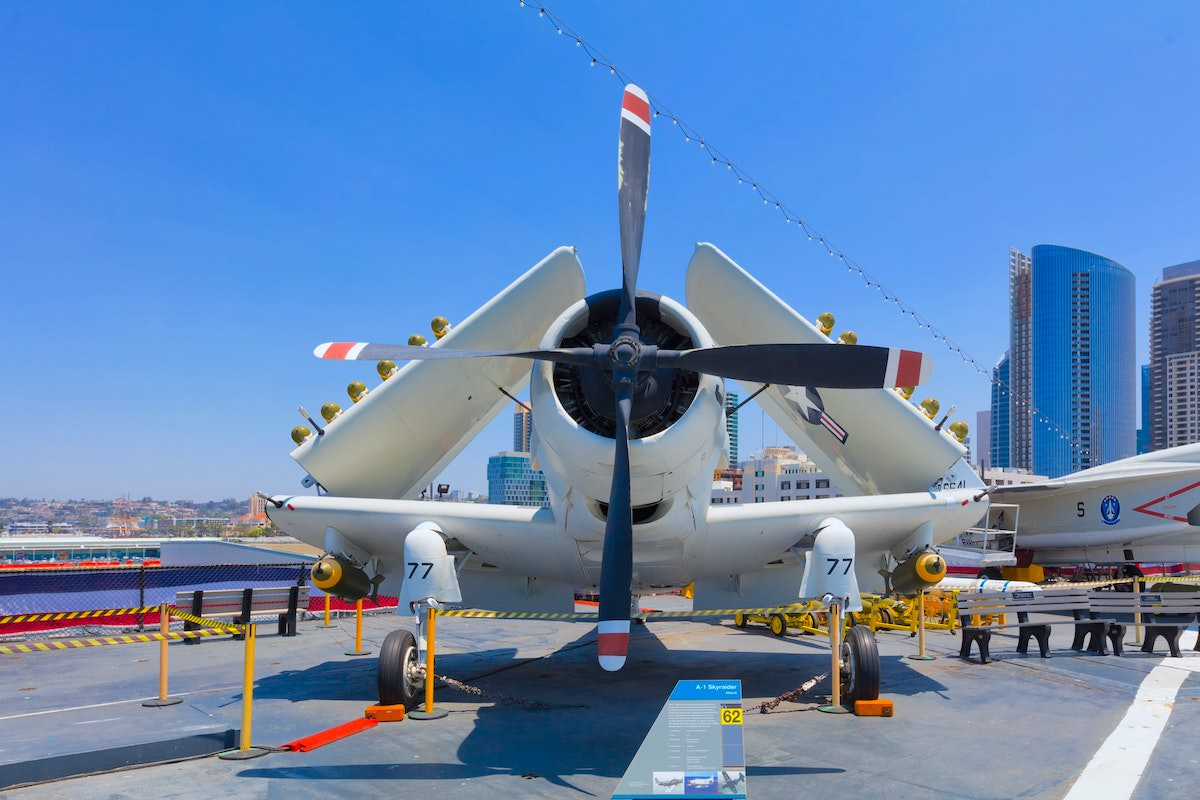 best photography spots in san diego california, uss midway san diego