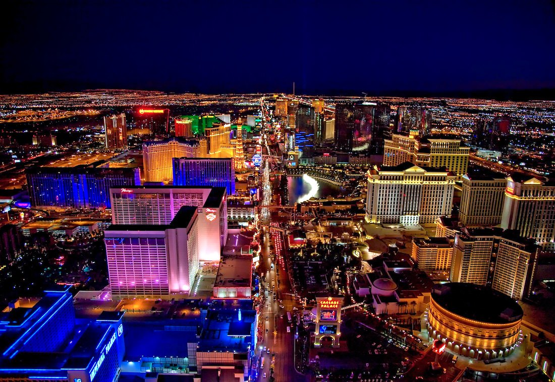 best photography spots in las vegas nevada, las vegas nevada strip at night